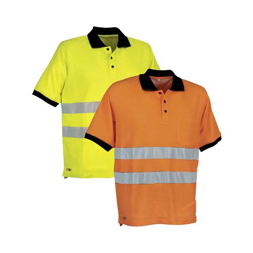 Camisas y polos de alta visibilidad