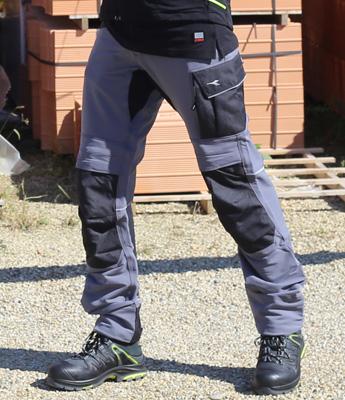 Pantalones multibolsillos