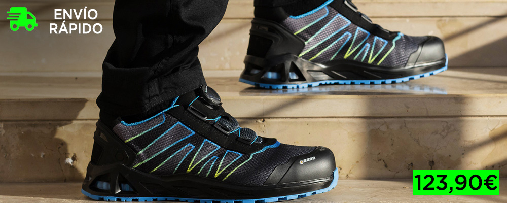 Zapatos de seguridad Base Protection