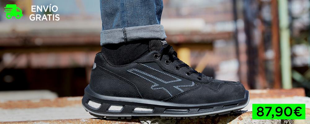 Zapatos de seguridad U Power Carbon S3 SRC