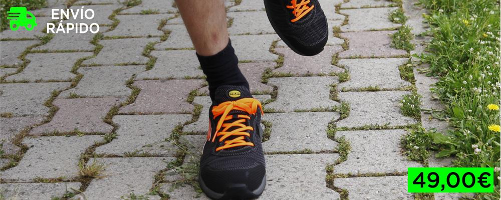 Zapatillas de seguridad cómodas y ligeras