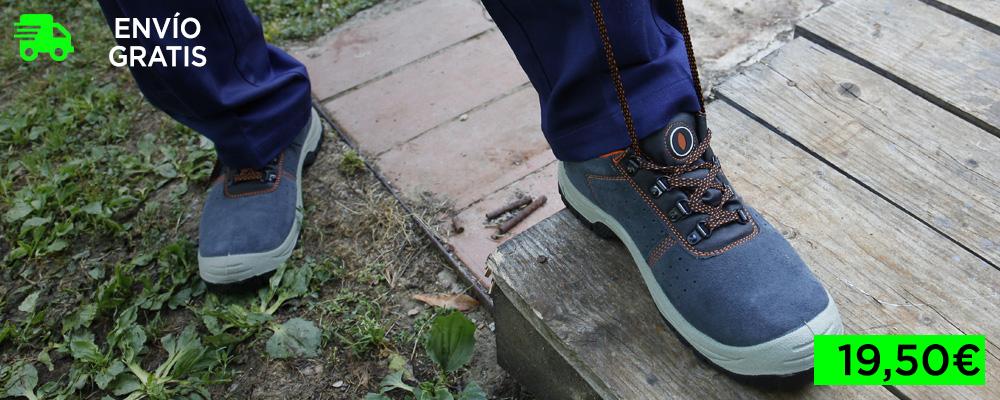 Zapatos de seguridad Foxcot Fenice