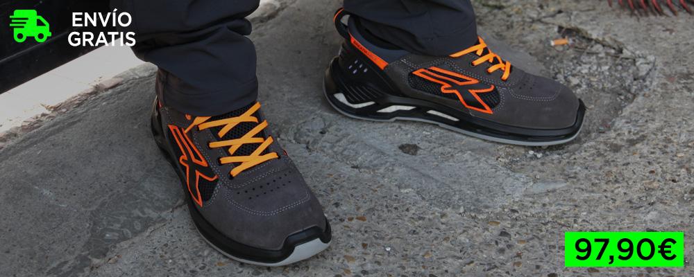 Zapatos de seguridad U-Power Duke S3 CI ESD SRC