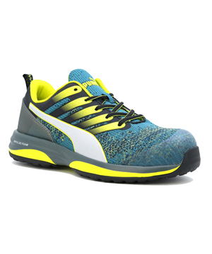Puma Charge Green Low S1P