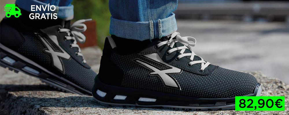 Zapatos de seguridad U Power Raptor S3 SRC