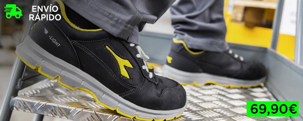Zapatillas de seguridad deportivas