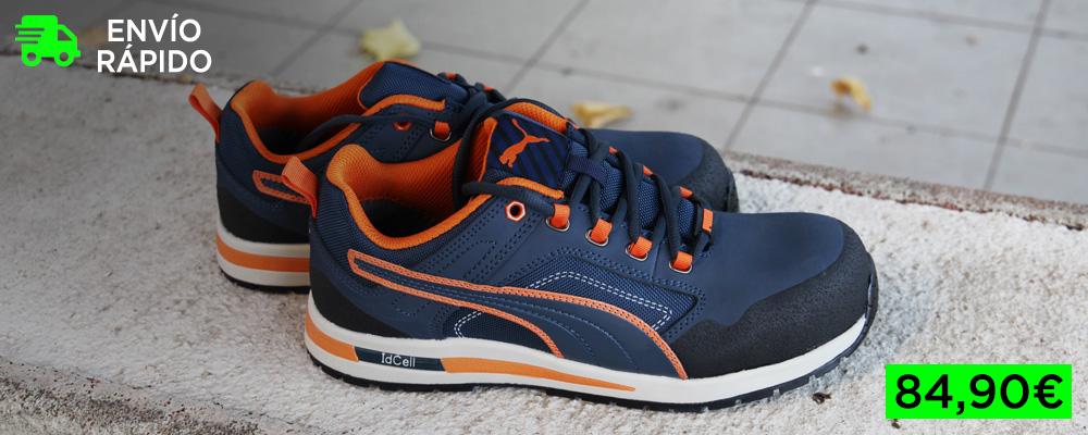 Zapatos de seguridad Puma
