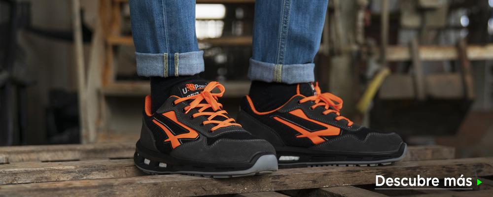 Zapatos U-Power
