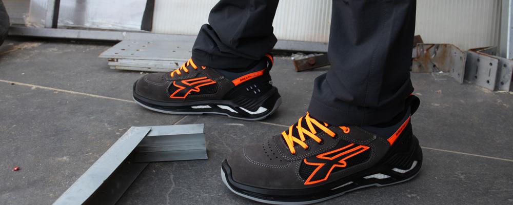 Zapatos de seguridad U-Power Red 360