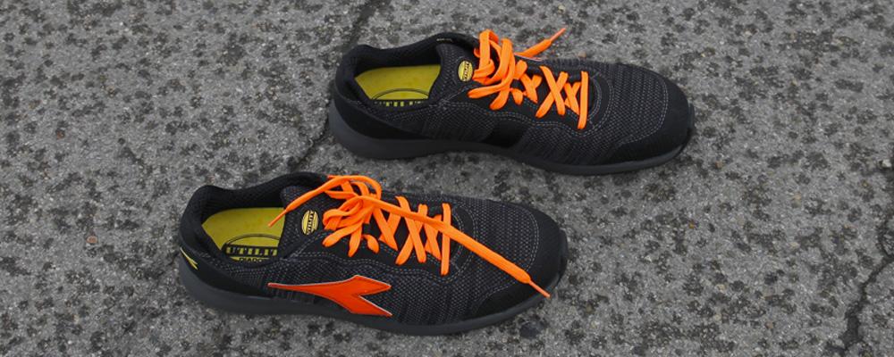 Descubre los zapatos de seguridad Diadora Utility
