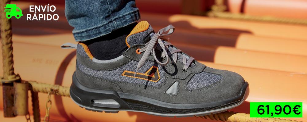 Zapatos de seguridad Aimont