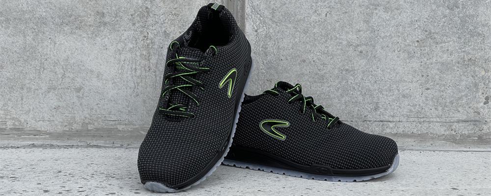 Zapatos de seguridad ligeros S3