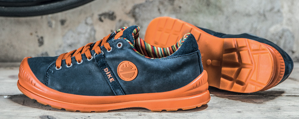 Descubre los zapatos de trabajo Dike