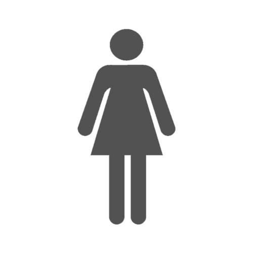 Zapatos de seguridad de mujer