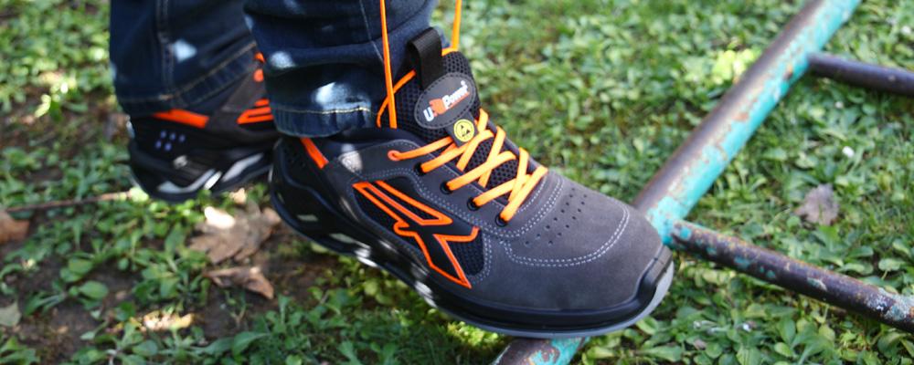 Zapatos de seguridad U-Power