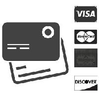 Pagar con tarjeta de crédito u de prepago