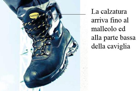 Guida all'acquisto delle scarpe antinfortunistiche Diadora Utility, alte 3