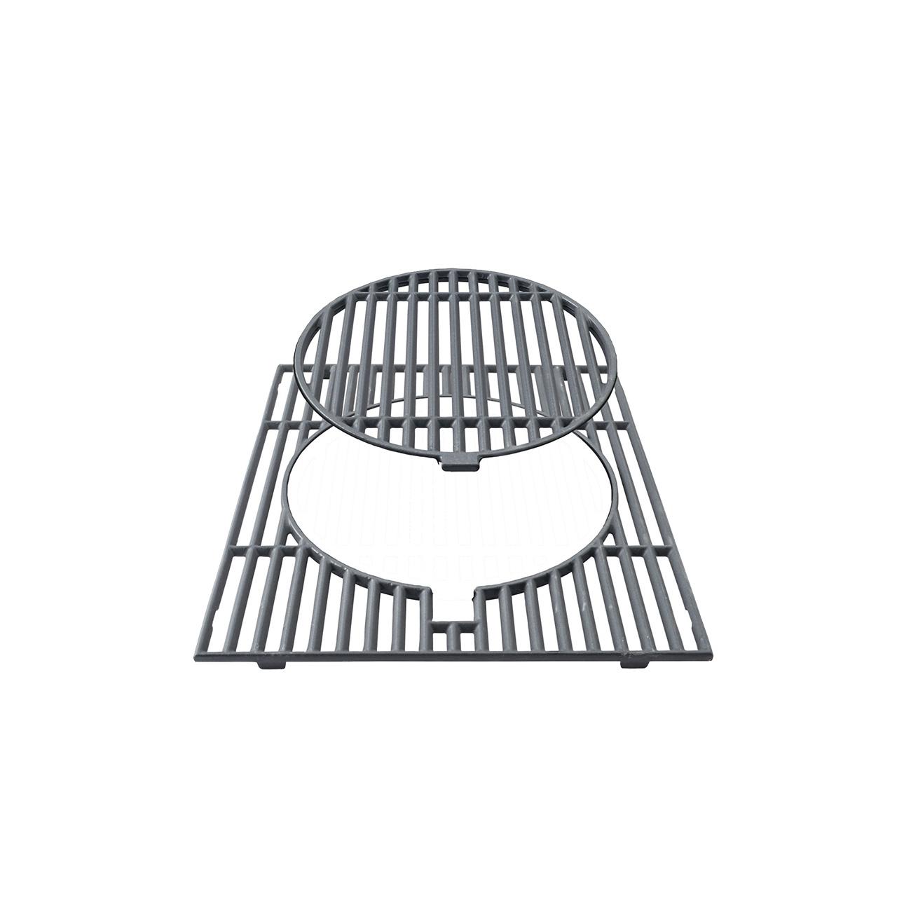 Parrilla de hierro fundido Campingaz con anillo modular Culinary extraíble