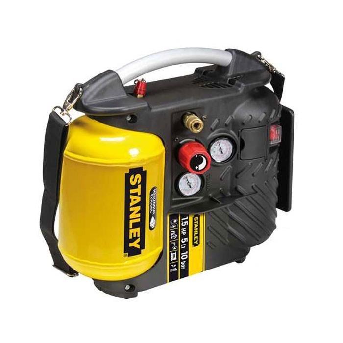 Compresor de aire portáti 5 litros Stanley DN 200/10/5