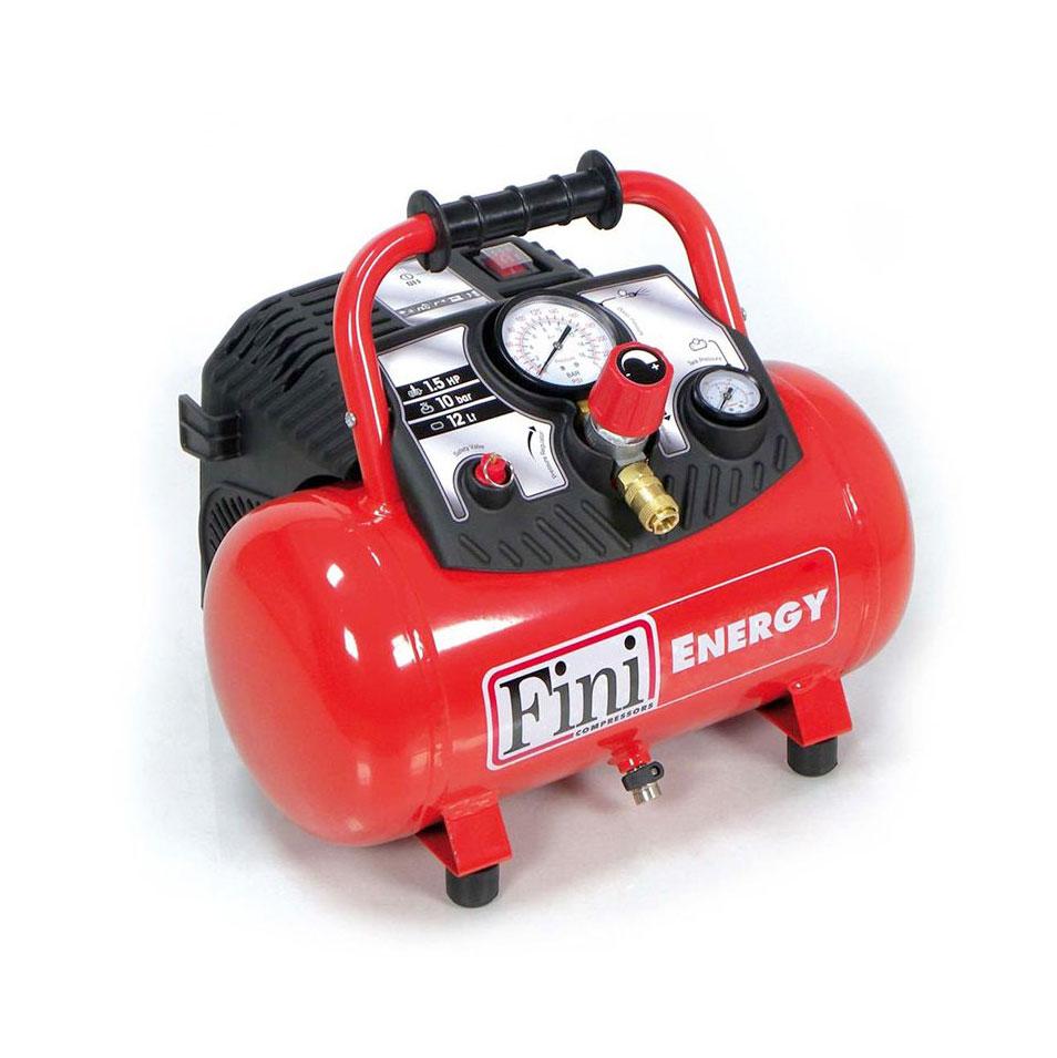 Compresor de aire 12 litros FINI ENERGY 12