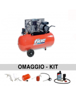 Compresor de aire 100 litros FIAC AB 100-268 M