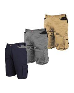 Pantalones cortos de trabajo Industrial Starter Bermuda Stretch