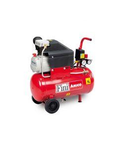 Compresor de aire 24 litros FINI AMICO 25/2400