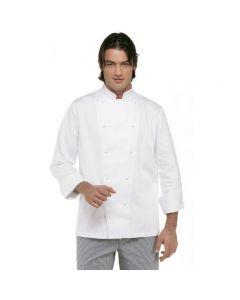 El arte de la chaqueta de cocinero de Giblor. 101 Bianca