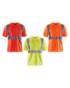 Camisa de alta visibilidad Blaklader 3313