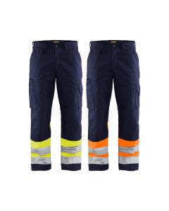 Pantalón de trabajo de alta visibilidad Blaklader 1564