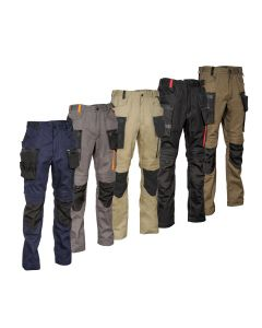 Pantalones de trabajo Cofra Mureck slim