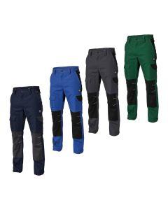 Pantalones de trabajo elásticos Siggi Tago