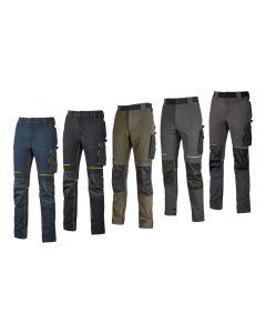 Pantalon de trabajo U-Power Atom U-4 stretch