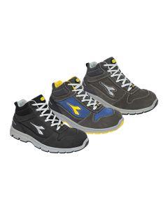 Zapatos de seguridad Diadora Run ll High S3 ESD SRC