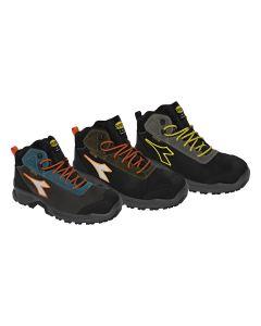 Zapatos de trabajo Diadora Cross Sport Diatex Mid S3 WR CI SRC