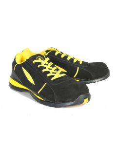 Zapatos de seguridad Foxcot Dorado S1P
