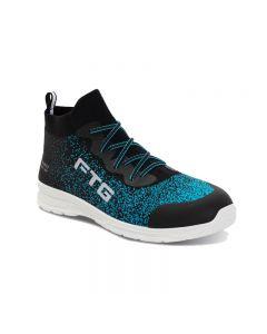 Zapatos de seguridad calcetín FTG Sixty High S3 SRC ESD
