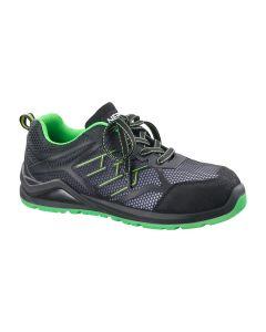 Zapatos de trabajo Black Fuego S1P SRC ESD