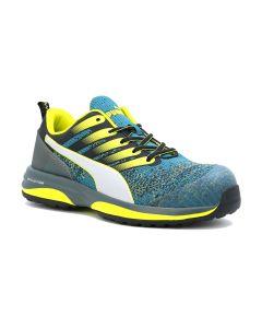 Zapatos de seguridad Puma Charge Green Low S1P ESD HRO SRC