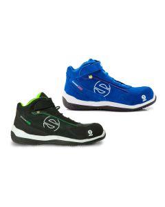 Zapatos de seguridad Sparco Racing Evo S3 ESD SRC