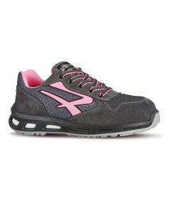 Zapatos de seguridad de mujer U Power Cherry S1P SRC