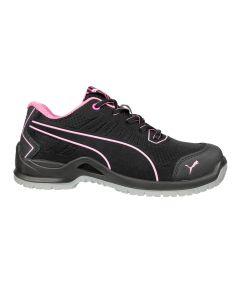 Calzado de seguridad para mujer Puma FuseTC Pink Wns Low S1P ESD SRC