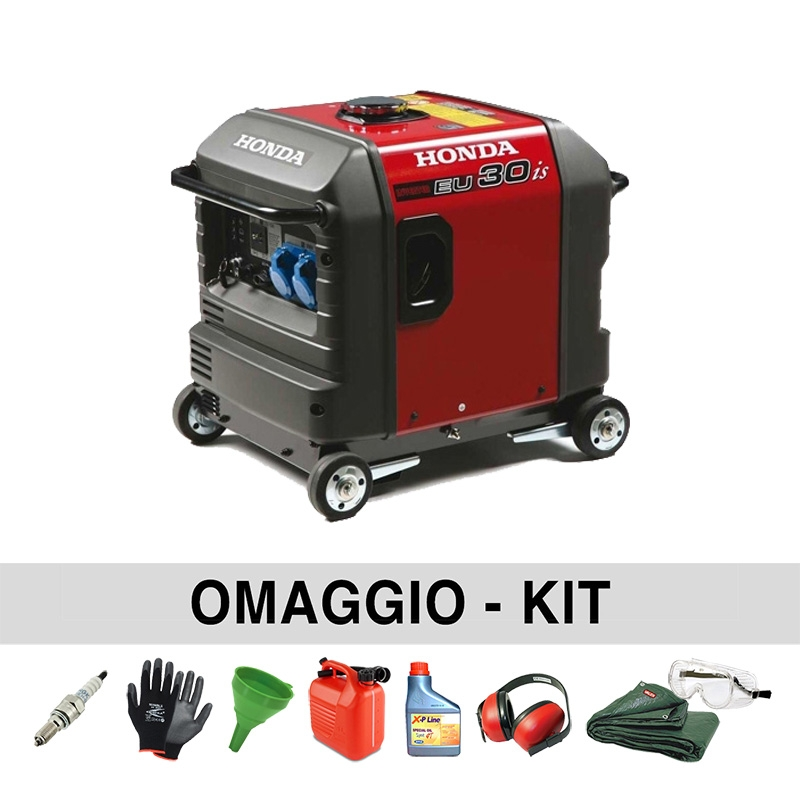 Generator inverter 3 Kw HONDA EU 30is
