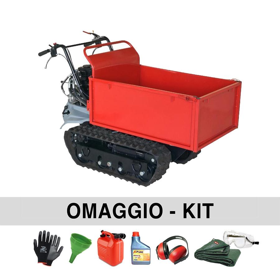 Carretilla de oruga AMA Dumper TAG500TL 500 kg