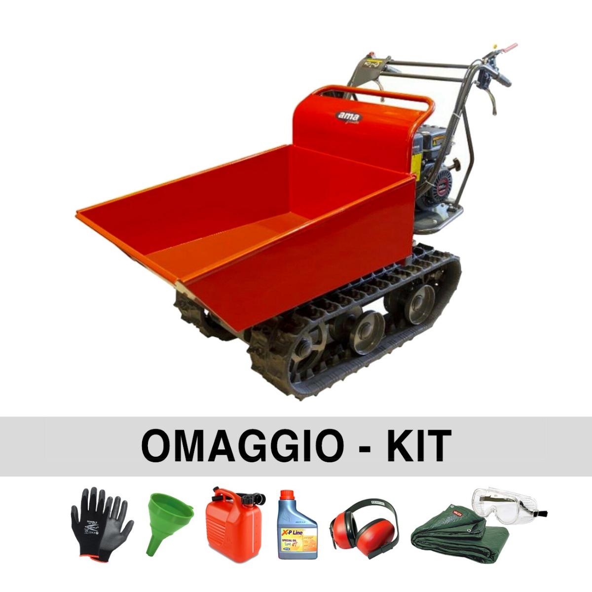 Carretilla con motor AMA TAG 300N rastreado 300 kg
