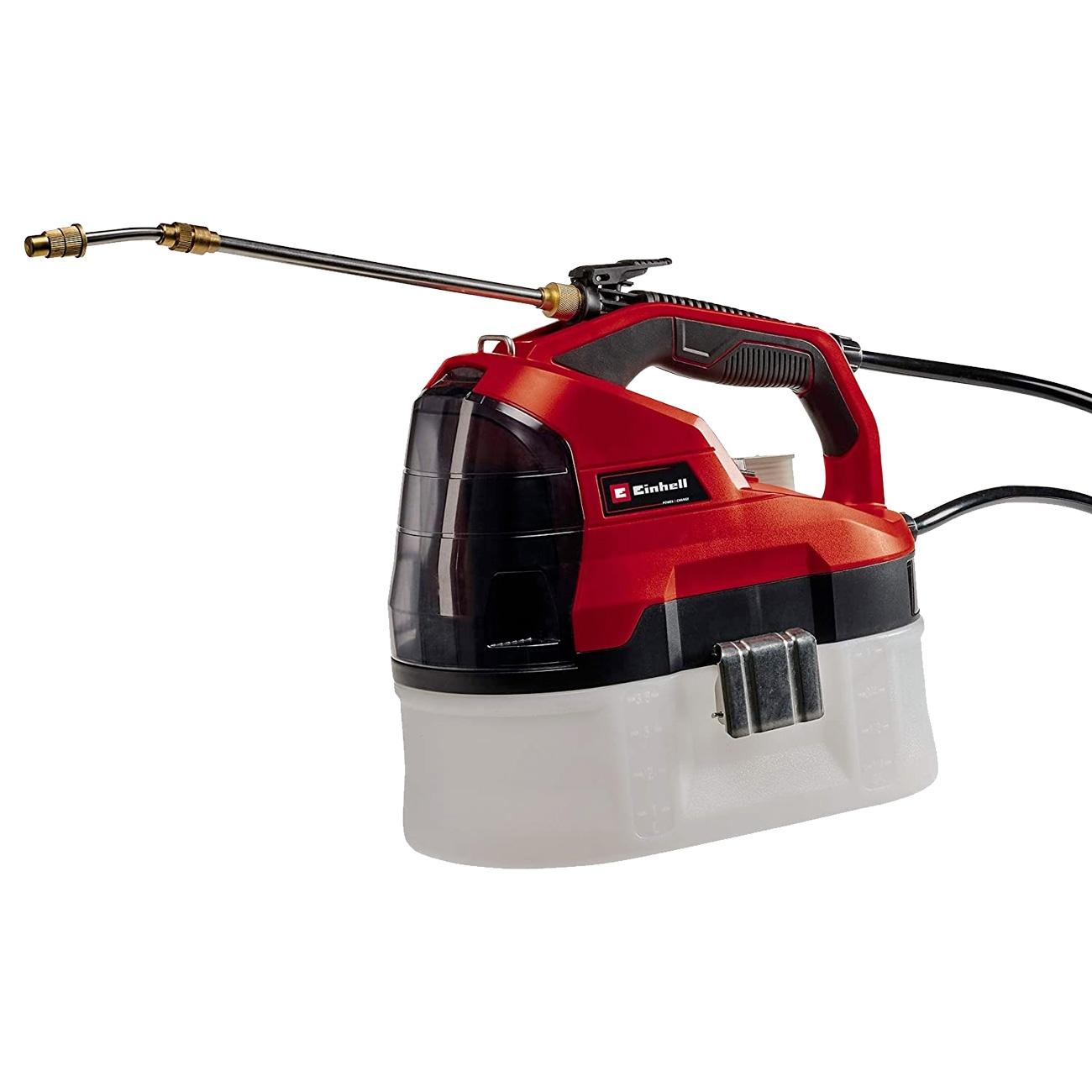 Nebulizador alimentado por batería Einhell GE-WS 18/35 Li solo
