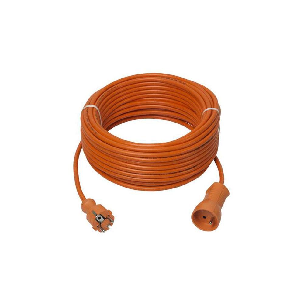 Cable de extensión eléctrico HO5VV-F 3G1.5 para 25 m