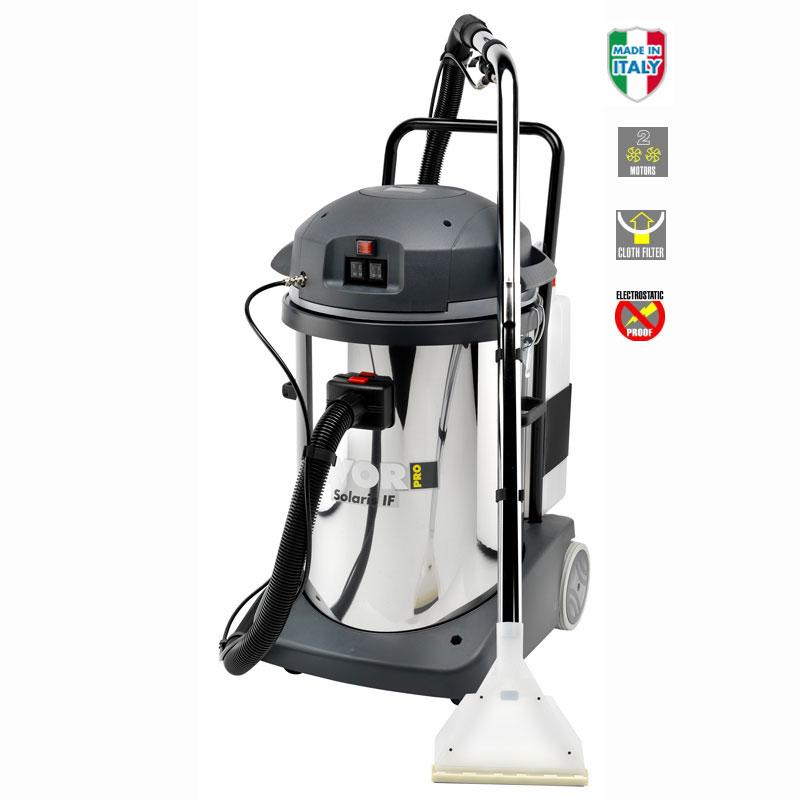 Aspirador lava moquetas Lavor Pro Solaris IF