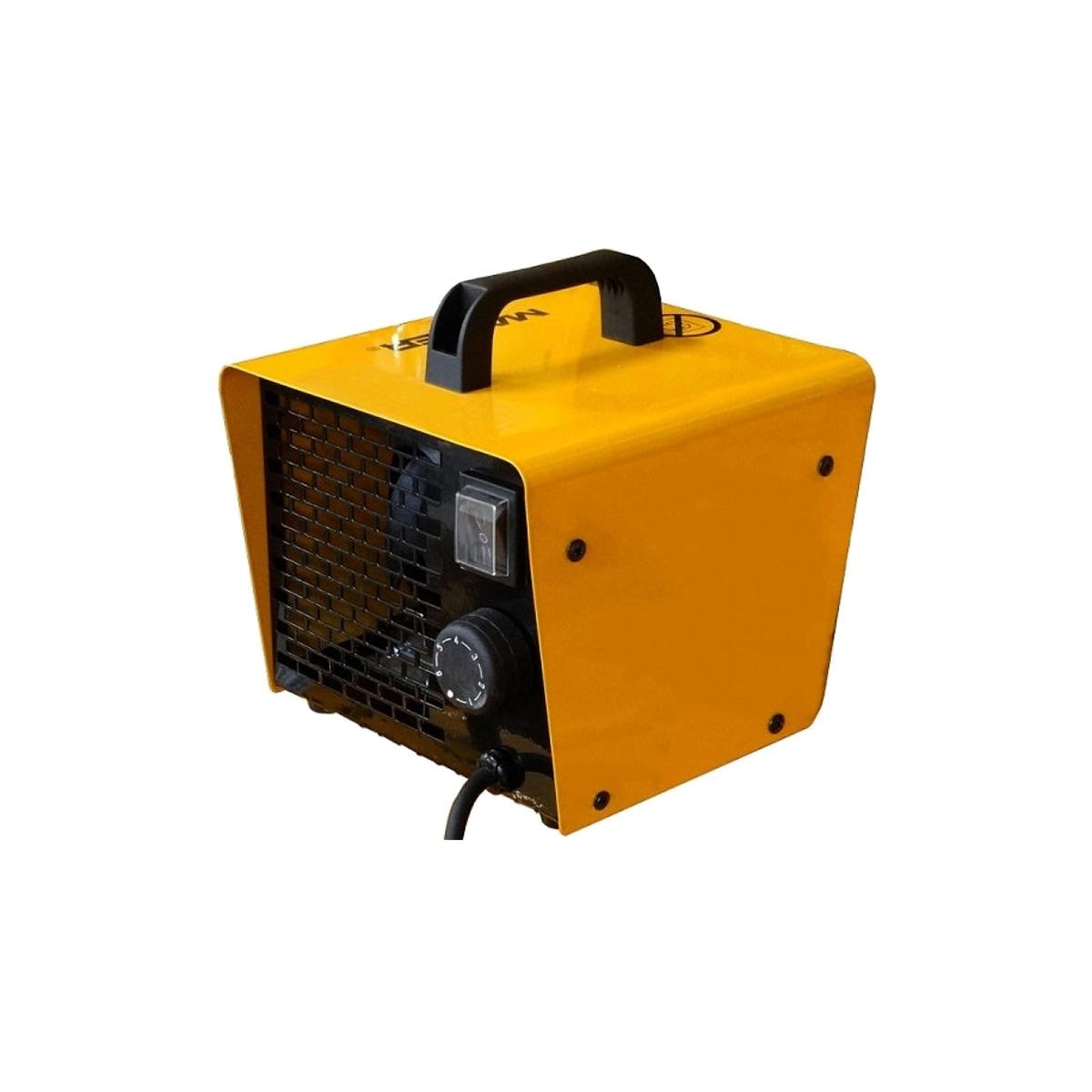 Calentador eléctrico Master B2 PTC con ventilador