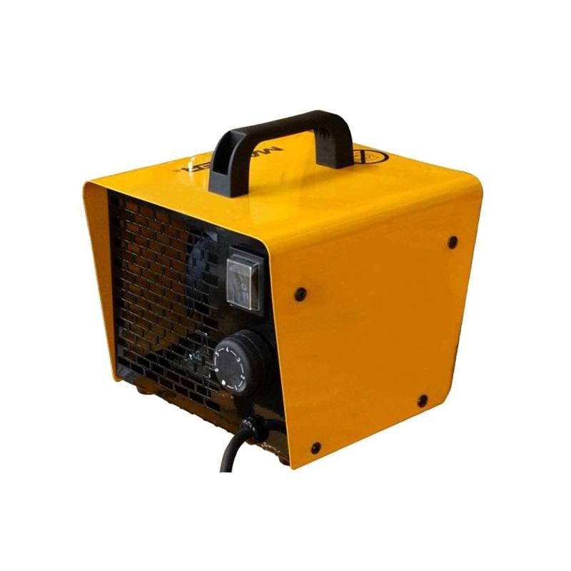 Calentador electrico de aire caliente Master B3 PTC con ventilador
